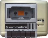 Commodore 64 Tapes