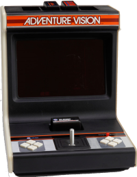 Entex Adventure Vision