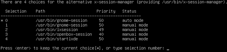 Install GUI LXDE Core for Ubuntu Server 18 04 – YLNotes